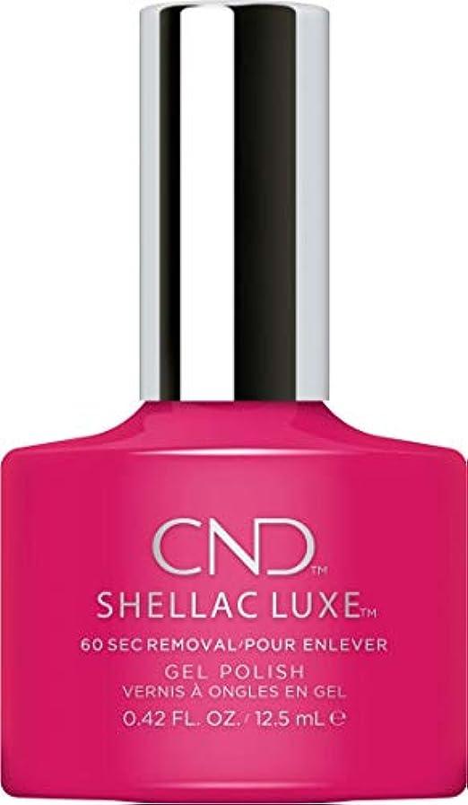 差中庭残忍なCND Shellac Luxe - Pink Leggings - 12.5 ml / 0.42 oz