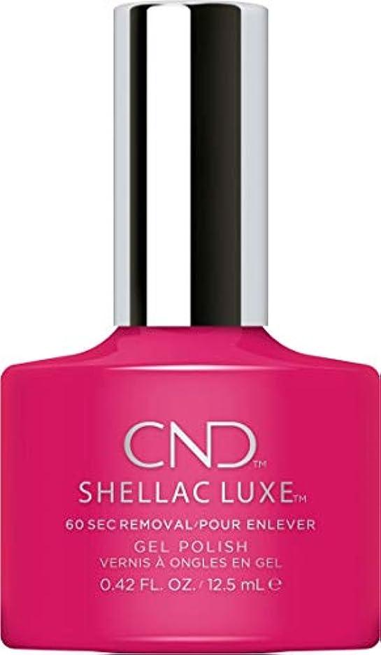 あざ結果としてカプラーCND Shellac Luxe - Pink Leggings - 12.5 ml / 0.42 oz