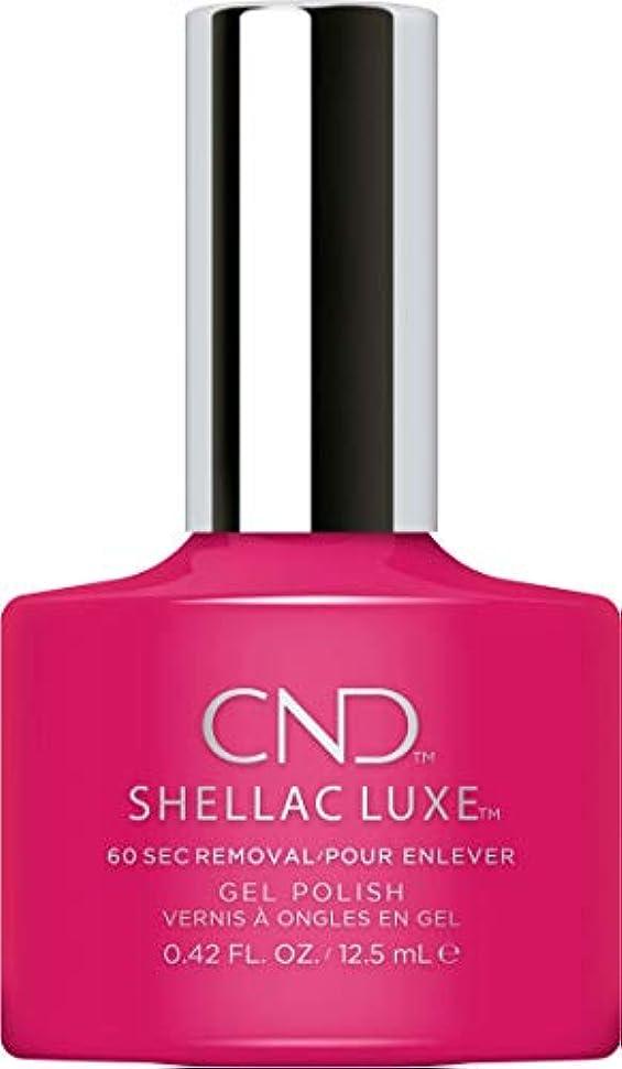 六同等の老人CND Shellac Luxe - Pink Leggings - 12.5 ml / 0.42 oz