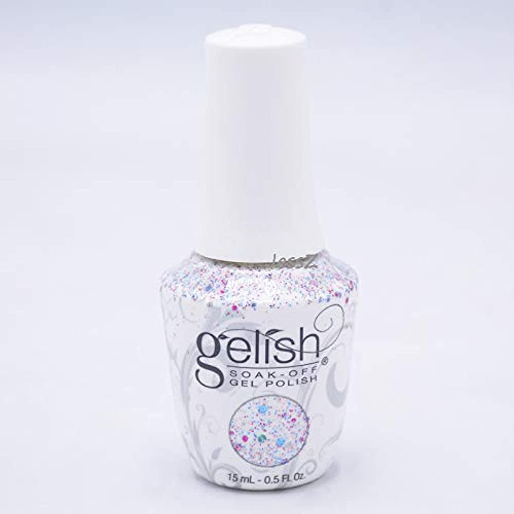 今ミニチュア低下Harmony Gelish - Rocketman Collection - Bedazzle Me - 15ml / 0.5oz