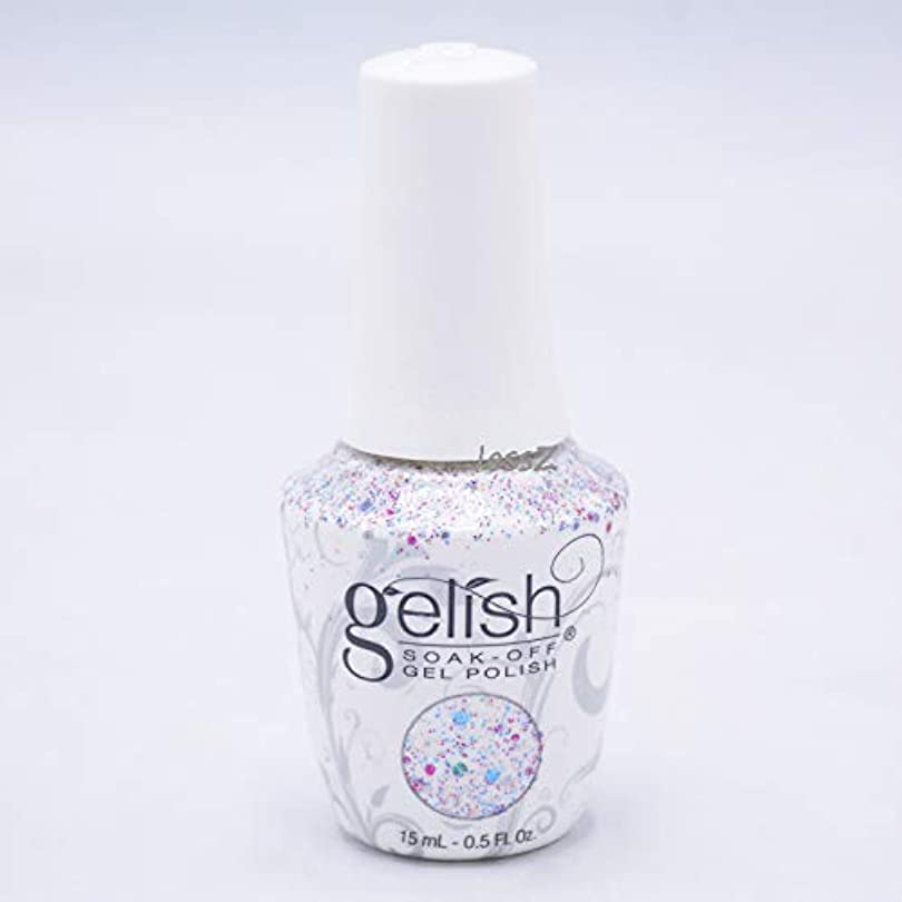 考えたブルーベル全員Harmony Gelish - Rocketman Collection - Bedazzle Me - 15ml / 0.5oz