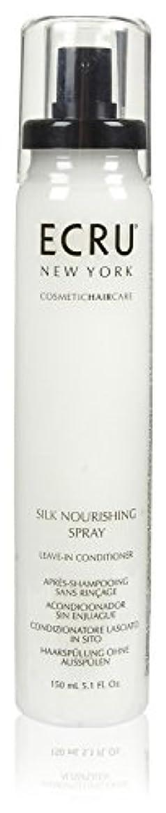 アソシエイト復活させるスラッシュECRU New York シルク栄養スプレー、5.1液量オンス 5.1オンス