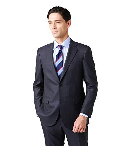 NEWYORKER(ニューヨーカー) スーツ 【 Super120's PREMIUM CLOTH 】 ウィンドウペイン 新マンハッタンモデル 2ボタン ノータック