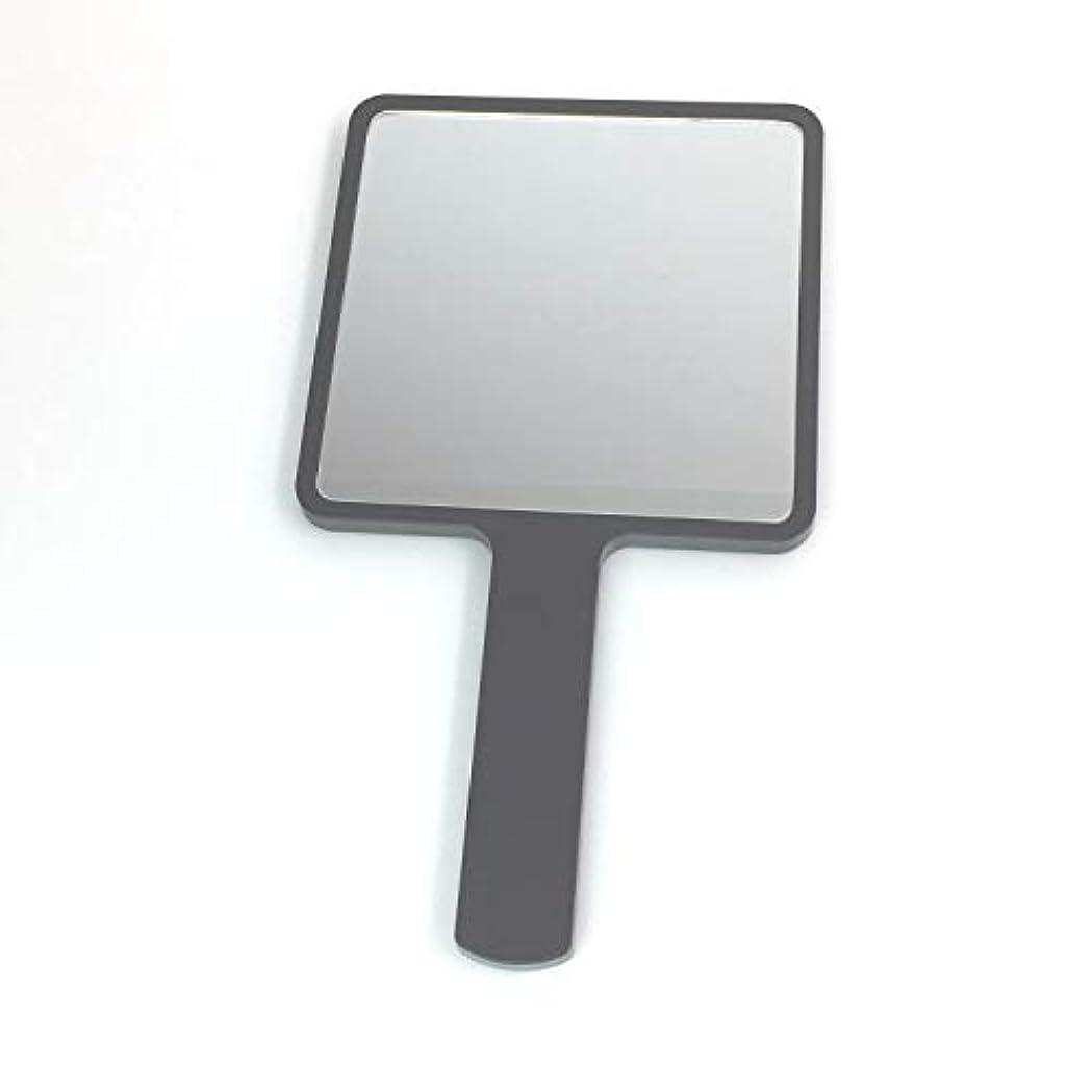 グレー派手化粧3CE ハンドミラー M ブラック 1個 (並行輸入品) [並行輸入品]