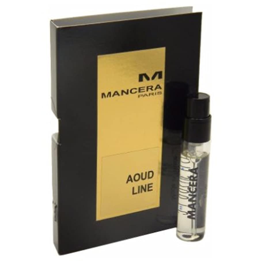 サイレントヒープ火山学者Mancera Aoud Line EDP Vial Sample 2ml(マンセラ ウード ライン オードパルファン 2ml)[海外直送品] [並行輸入品]