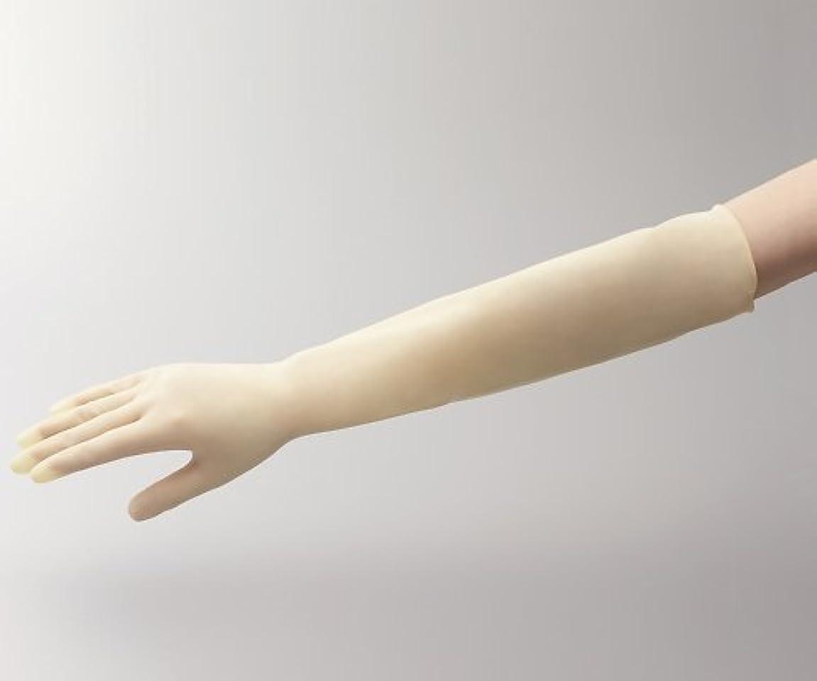 リラックス最後の悲惨な三興化学工業 サンコーロング手袋 未滅菌 M 1箱(5双入) /8-6274-02