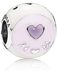 [パンドラ] PANDORA Love Mum チャーム (シルバー) 正規輸入品 797057ENMX