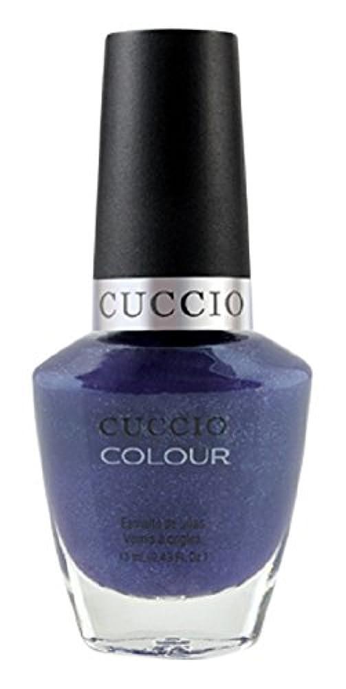 小競り合い戦う栄光Cuccio Colour Gloss Lacquer - Purple Rain in Spain - 0.43oz / 13ml