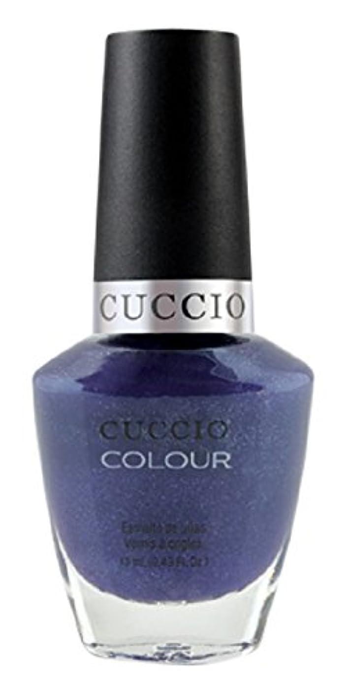 政治レンチ秘書Cuccio Colour Gloss Lacquer - Purple Rain in Spain - 0.43oz / 13ml