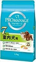 プロマネージ 7歳からの 室内犬用 1.7kg×6袋
