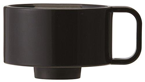 スケーター コーヒードリッパー ステンレスボトル・マグカップ用 ブラック (CDP1) 400ml