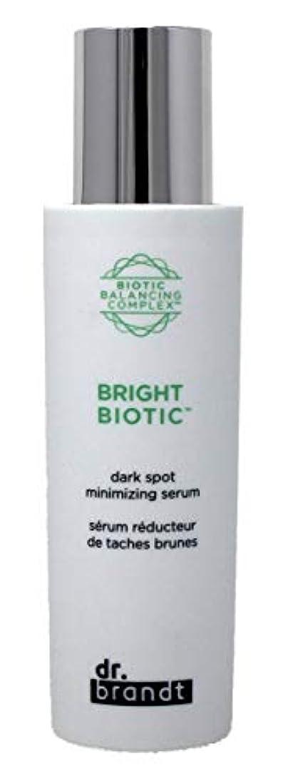 イヤホンヘッジ実行可能ドクターブラント Bright Biotic Dark Spot Minimizing Serum 50ml/1.7oz並行輸入品