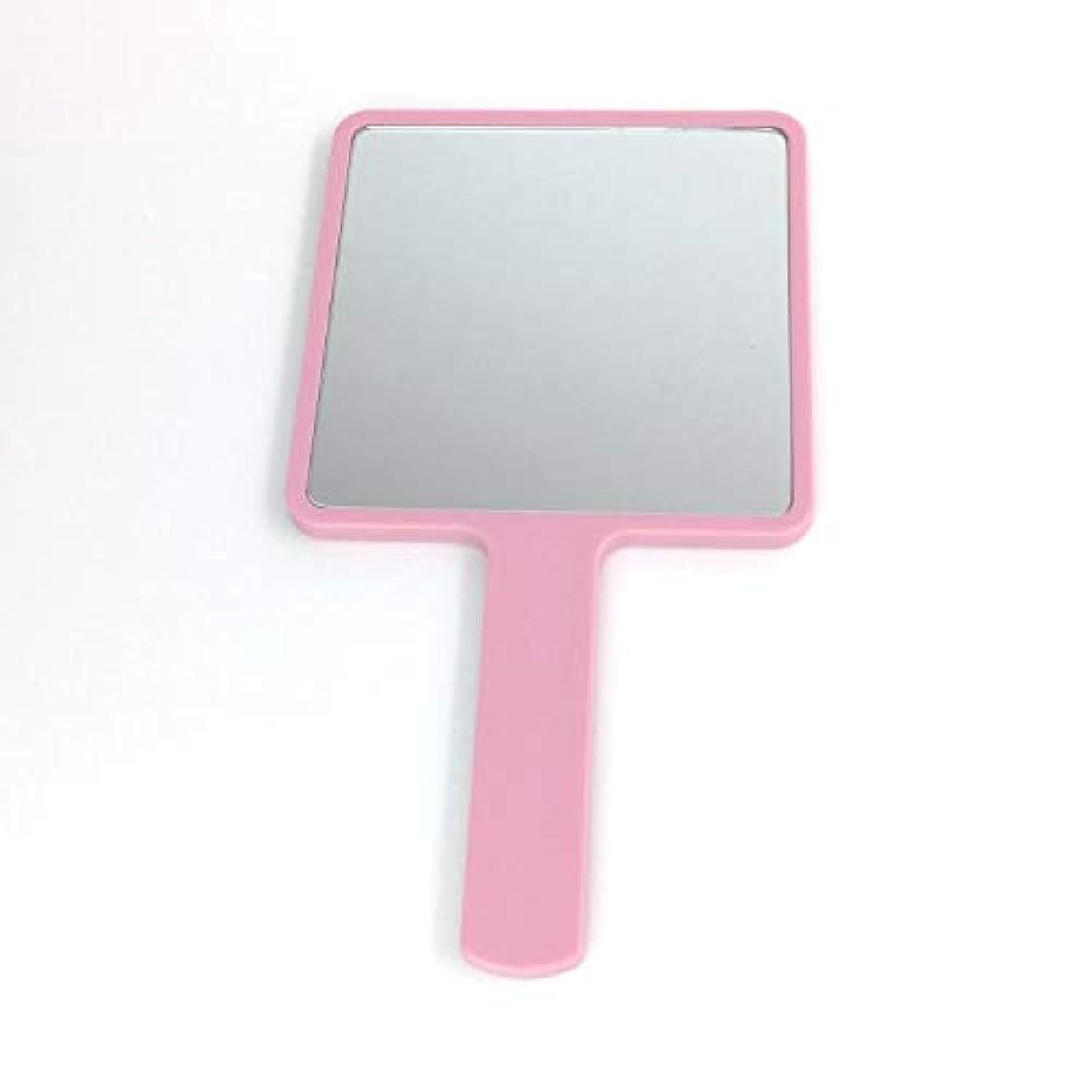 コマース満たすスピーチ3CE ハンドミラー M 薄ピンク 1個 (並行輸入品)