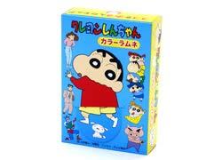 オリオン クレヨンしんちゃんカラーラムネ(ラムネ菓子) 20袋×16BOX