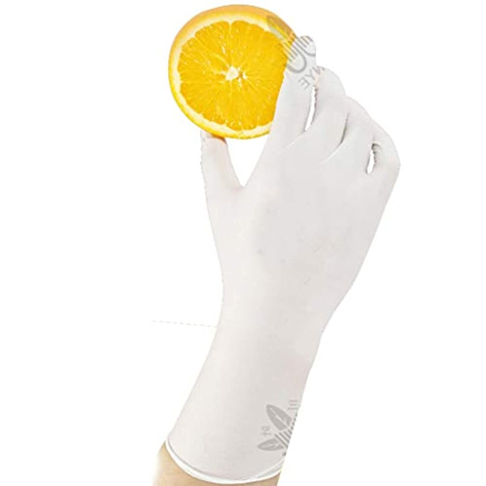 物足りない生き残りそれぞれSafeguard Nitri Disposable Gloves、パウダーフリー、食品用グローブ、ラテックスフリー、50-100 Pc。ディスペンサーパック、xs-xlサイズ (版 ばん : 50PCS, サイズ さいず...