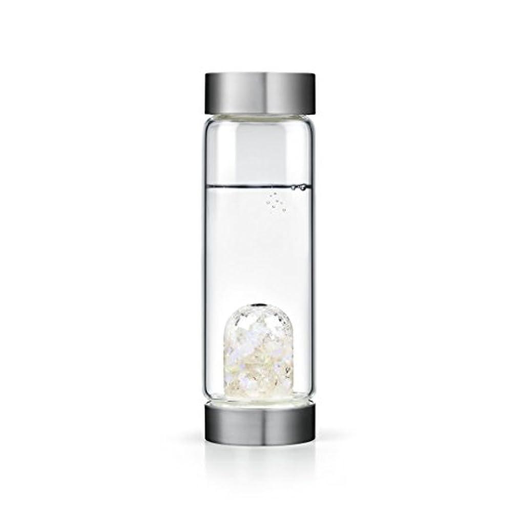 ブルーベルタイル教室Luna gem-waterボトルby VitaJuwel W / Freeカリフォルニアホワイトセージバンドル 16.9 fl oz