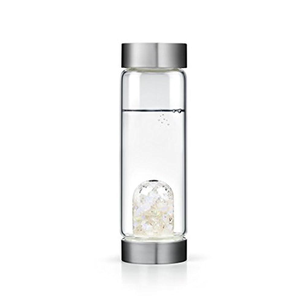 Luna gem-waterボトルby VitaJuwel W / Freeカリフォルニアホワイトセージバンドル 16.9 fl oz