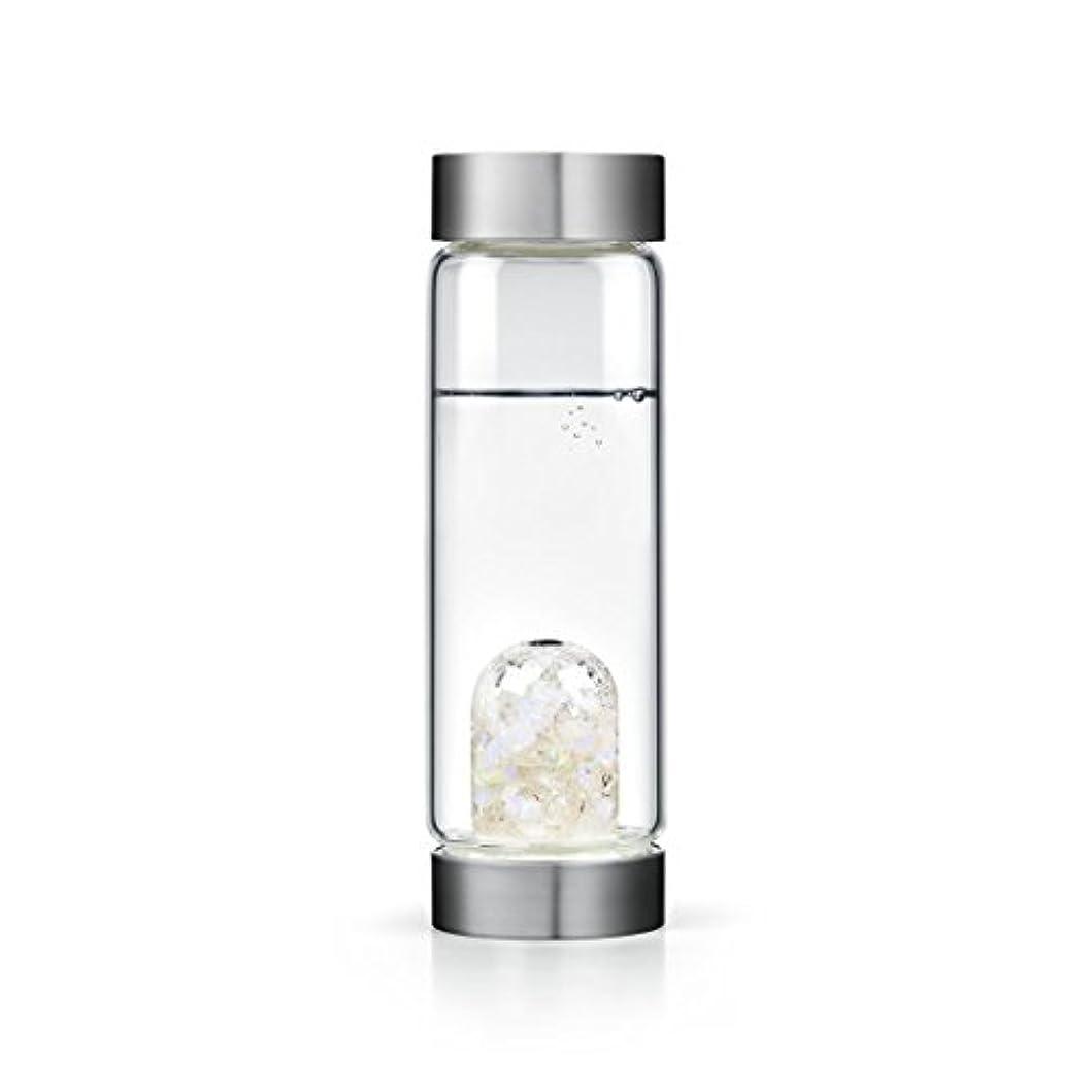 佐賀学者細分化するLuna gem-waterボトルby VitaJuwel W / Freeカリフォルニアホワイトセージバンドル 16.9 fl oz
