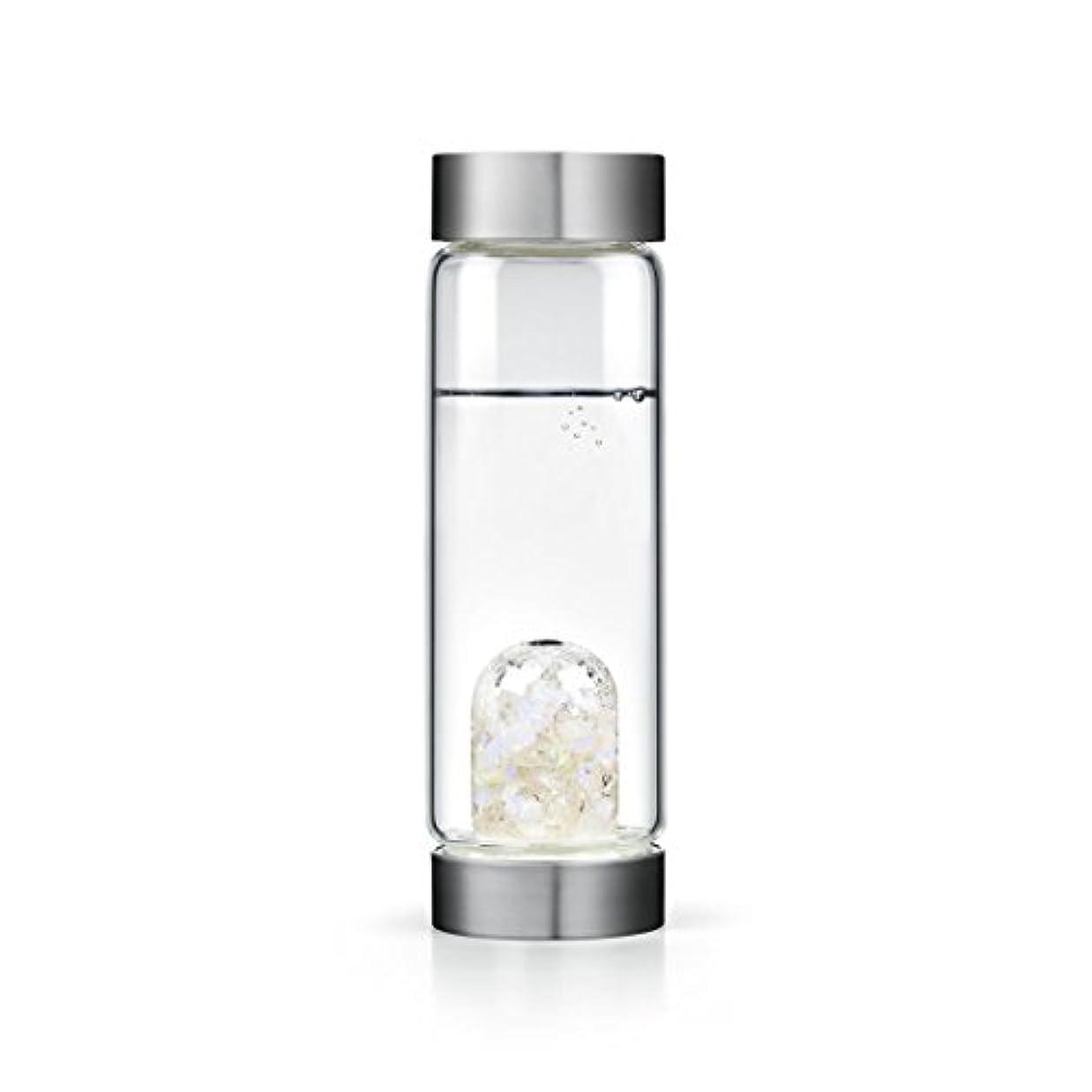 対立正当な全体にLuna gem-waterボトルby VitaJuwel W / Freeカリフォルニアホワイトセージバンドル 16.9 fl oz