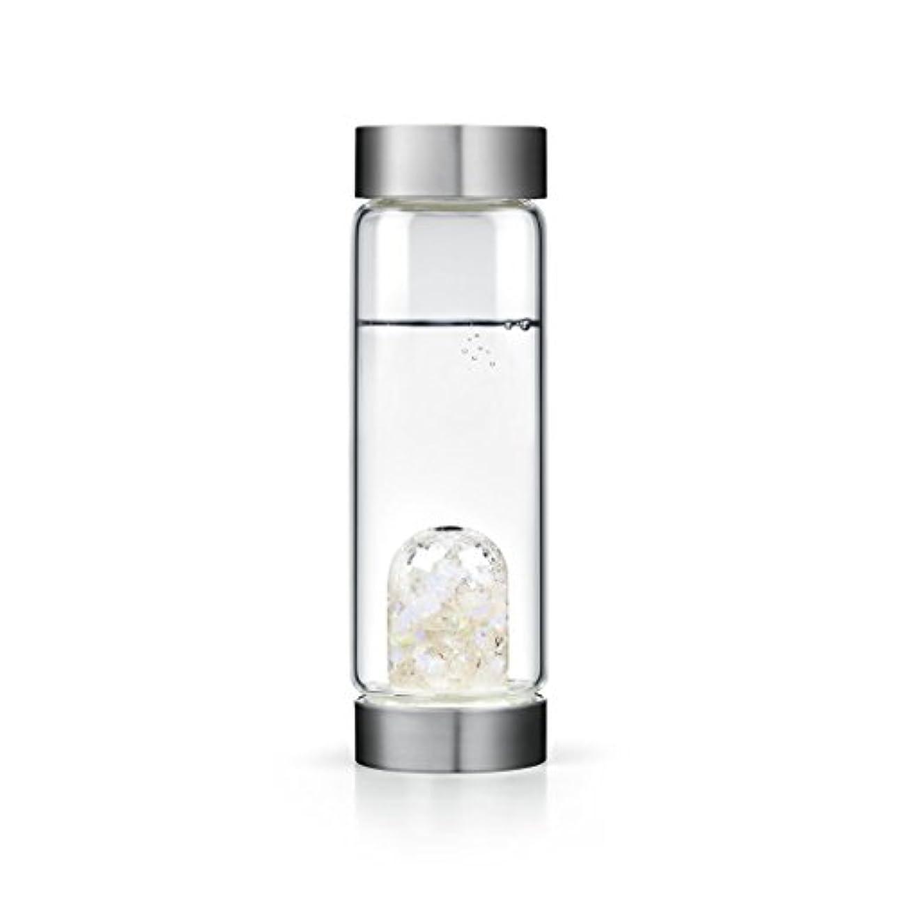 ストッキングエスニック懐疑的Luna gem-waterボトルby VitaJuwel W / Freeカリフォルニアホワイトセージバンドル 16.9 fl oz