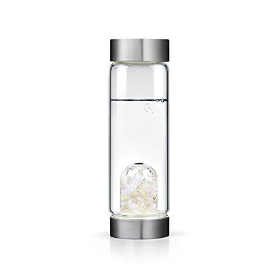 ポインタ目覚める暫定Luna gem-waterボトルby VitaJuwel W / Freeカリフォルニアホワイトセージバンドル 16.9 fl oz