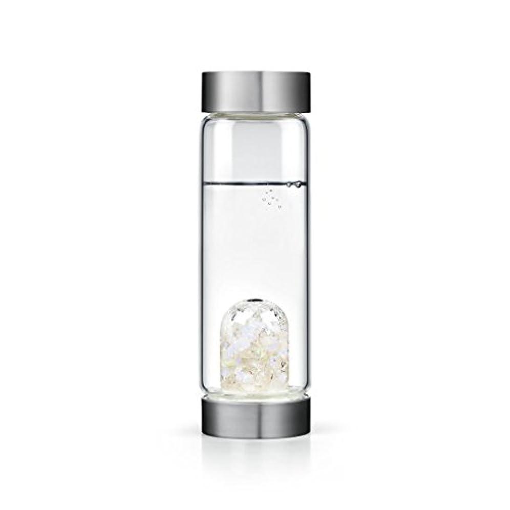 くつろぎ省略する途方もないLuna gem-waterボトルby VitaJuwel W / Freeカリフォルニアホワイトセージバンドル 16.9 fl oz