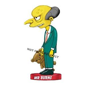 Wacky Wobbler - The Simpsons: Mr. Burns