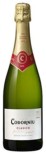 コドーニュ クラシコ・セコ 白 750ml [スペイン/スパークリングワイン/辛口/ミディアムボディ/1本]