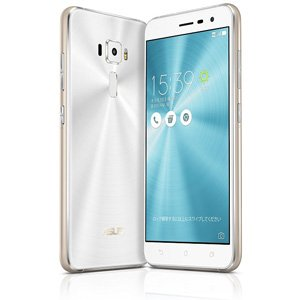 """ASUS ZenFone 3(5.5"""") Series パールホワイト/5.5""""FHD 1920x1080/Android 6.0.1/Qualcomm Snapdragon 625(Octa-core CPU)2.0GHz/RAM 4G/ ROM 64GB /802.11AC/BT4.2/LTE対応/指紋センサー"""