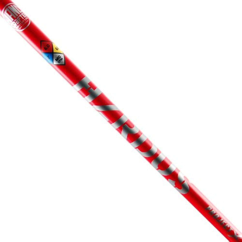 プロジェクトX Hzrdusレッド75 x-flexシャフト+ SLDR / r15 / m1 / m2 Tip +グリップ
