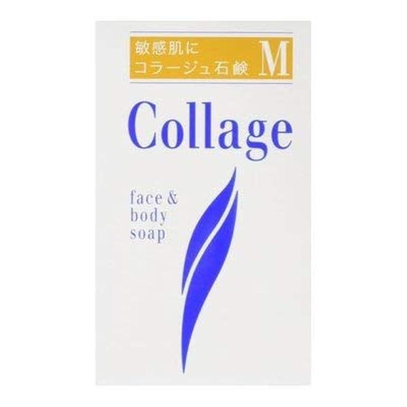 文庫本効率的したいコラージュM石鹸100g