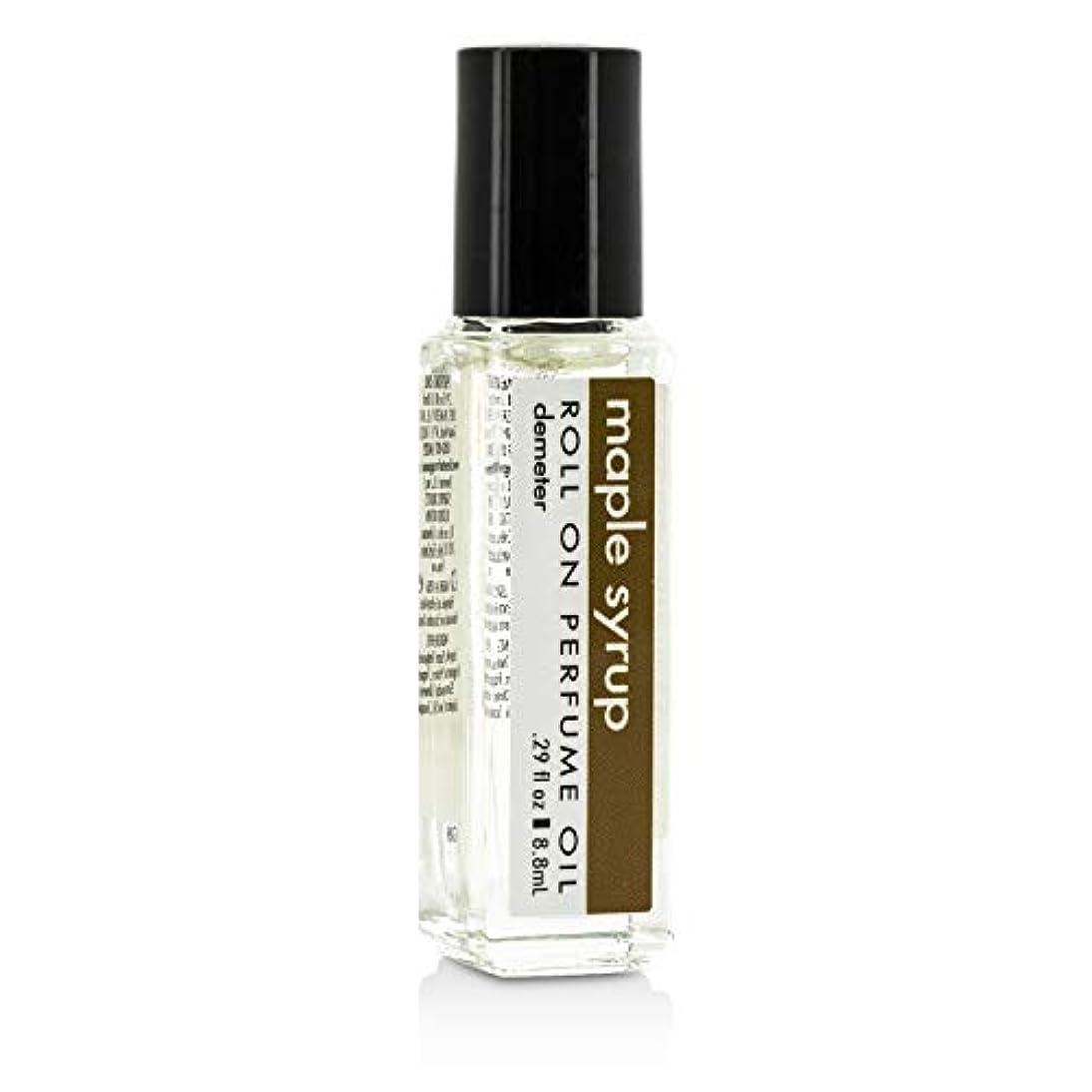 シャワーさらに虐待ディメーター Maple Syrup Roll On Perfume Oil 8.8ml/0.29oz並行輸入品