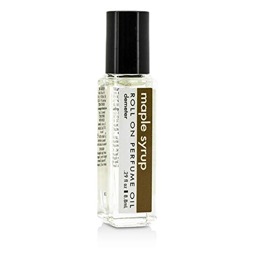 建物距離販売計画ディメーター Maple Syrup Roll On Perfume Oil 8.8ml/0.29oz並行輸入品