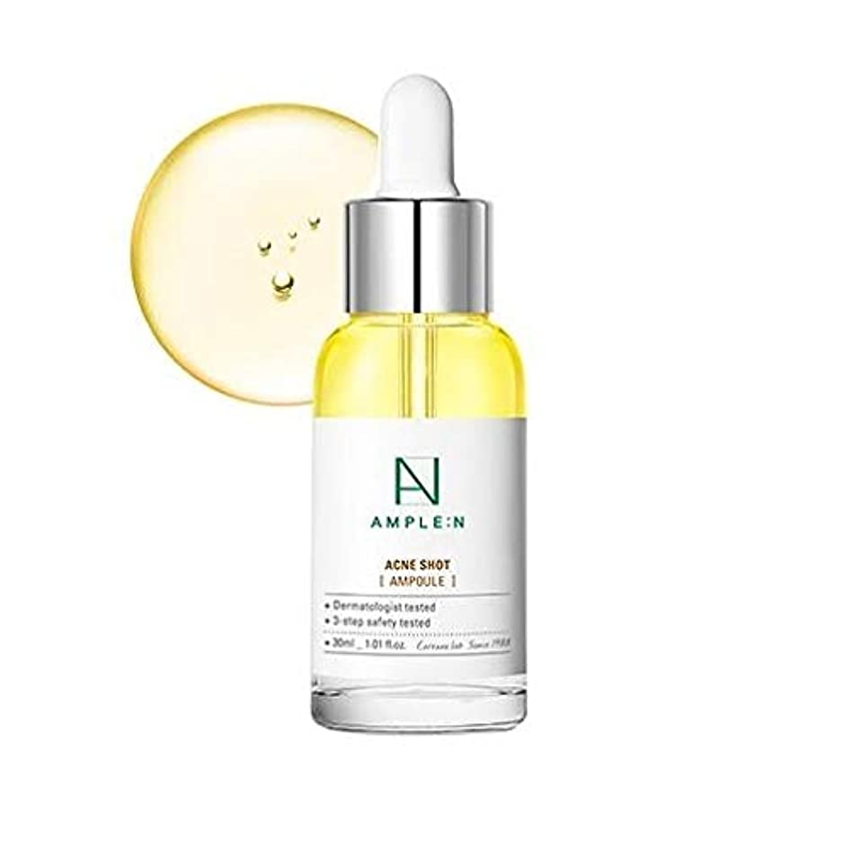 着る現象保険Coreana AMPLE:N Acne Shot Ampoule 30ml.