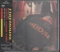 HOLD YOUR FIRE CD JAPANESE EPIC 1992 by FIREHOUSE (1992-06-13)