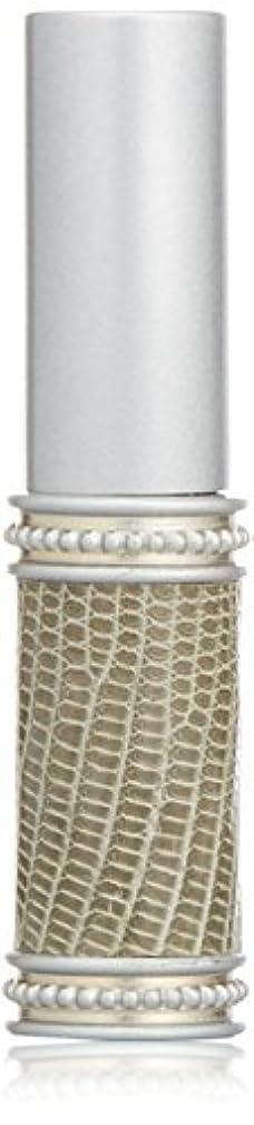 出演者世論調査参照するヒロセアトマイザー メタルリザード 28200 SV (メタルリザード シルバー) リザード本革巻き