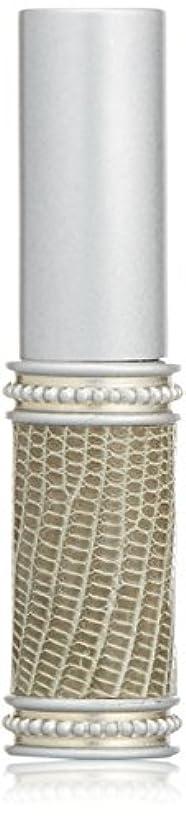 狭い犯すメーターヒロセアトマイザー メタルリザード 28200 SV (メタルリザード シルバー) リザード本革巻き