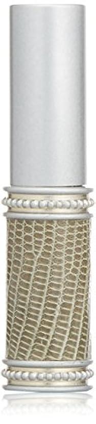 差別的支援野菜ヒロセアトマイザー メタルリザード 28200 SV (メタルリザード シルバー) リザード本革巻き