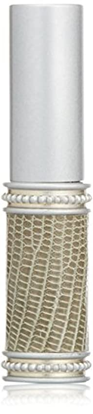 気分が良い強大な印をつけるヒロセアトマイザー メタルリザード 28200 SV (メタルリザード シルバー) リザード本革巻き