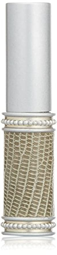 ヒロセアトマイザー メタルリザード 28200 SV (メタルリザード シルバー) リザード本革巻き