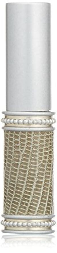 検索私たち形状ヒロセアトマイザー メタルリザード 28200 SV (メタルリザード シルバー) リザード本革巻き
