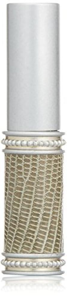 壮大な血色の良い便益ヒロセアトマイザー メタルリザード 28200 SV (メタルリザード シルバー) リザード本革巻き