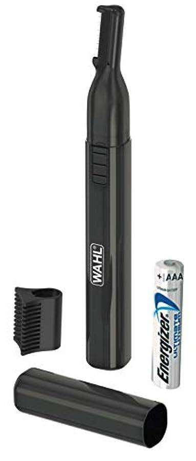 ファシズムアリーナ力WAHL(ウォール)レディーストリマー(乾電池式トリマー) WP1117