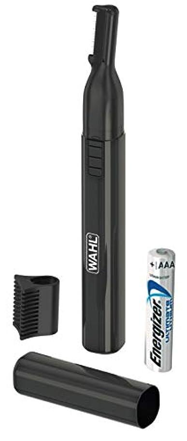 明らかにフィルタ瀬戸際WAHL(ウォール)レディーストリマー(乾電池式トリマー) WP1117