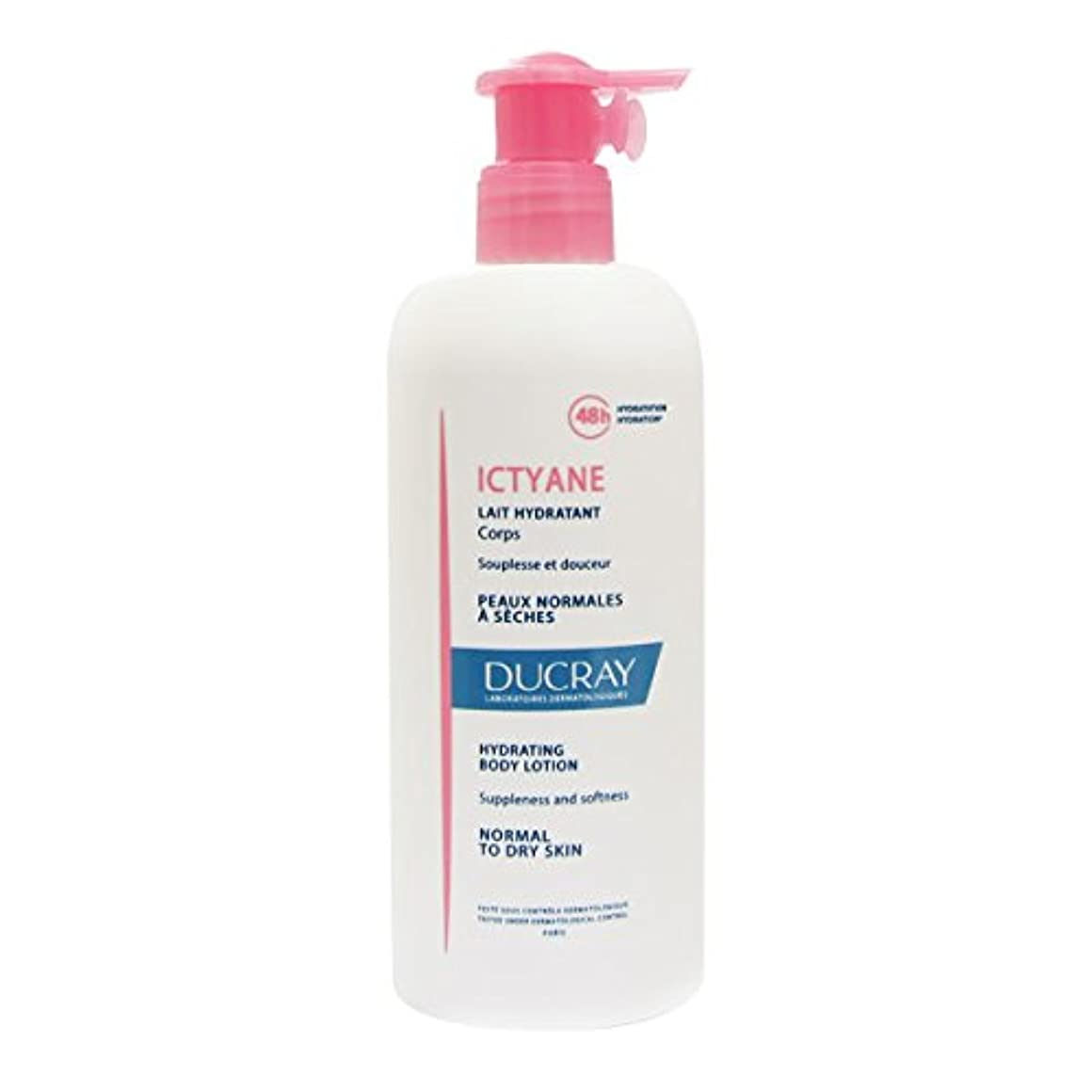 生シーフードジャンルDucray Ictyane Hydrating Protective Lotion 400ml [並行輸入品]