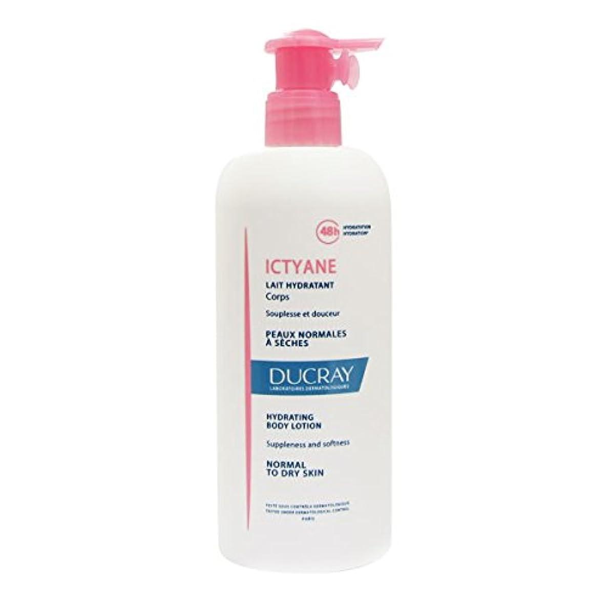 反射デマンド最大のDucray Ictyane Hydrating Protective Lotion 400ml [並行輸入品]