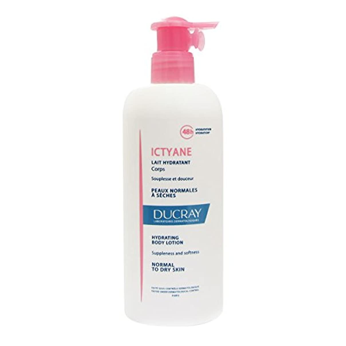 Ducray Ictyane Hydrating Protective Lotion 400ml [並行輸入品]