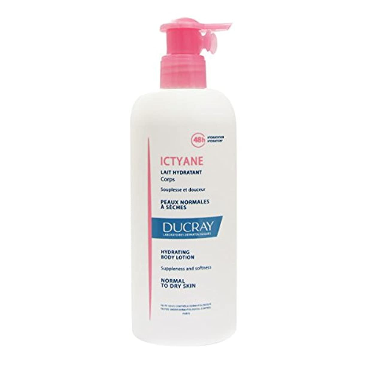 削減検証嘆くDucray Ictyane Hydrating Protective Lotion 400ml [並行輸入品]