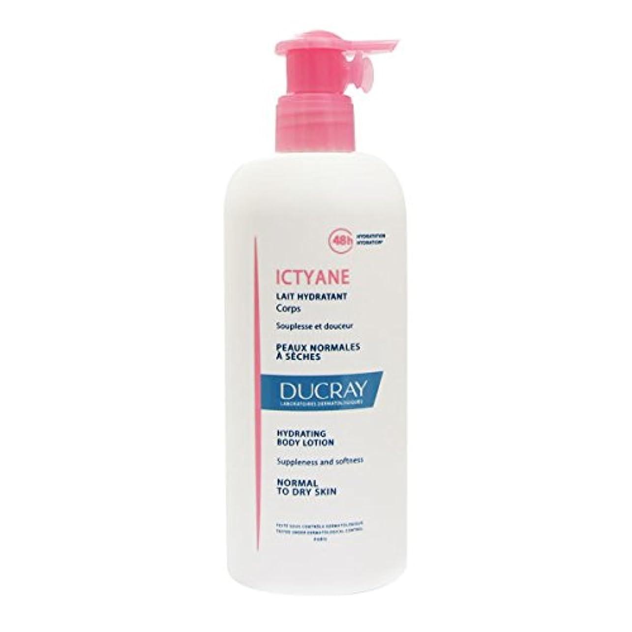 普遍的なクアッガネコDucray Ictyane Hydrating Protective Lotion 400ml [並行輸入品]