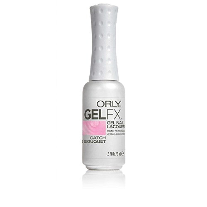 ORLY(オーリー)ジェルFXジェルネイルラッカー 9ml キャッチザブーケ#30009